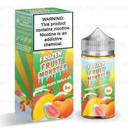 Frozen Fruit Monster - Mango Peach Guava