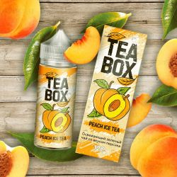 Tea Box - Peach Tea
