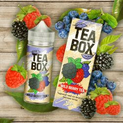 Tea Box - Wild Berry Tea