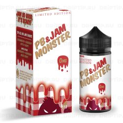 Jam Monster - PB & Strawberry