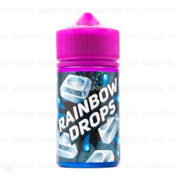 Rainbow Drops - Black