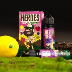 HEROES FruitFarm Pack 60ml+60ml 3mg